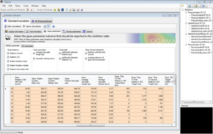 Screenshot Statistics Module